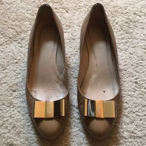 Kate Spade Bow Heels